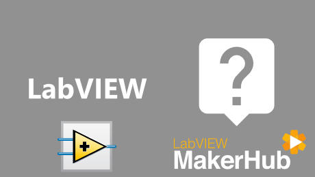 Get LabVIEW [LabVIEW MakerHub]