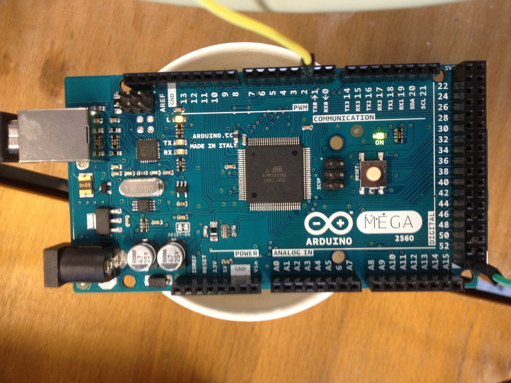 24v LED Dimmer using LINX and Arduino [LabVIEW MakerHub]